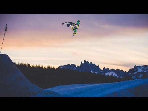 TransWorld SNOWboarding   Mammoth Hot Laps 3