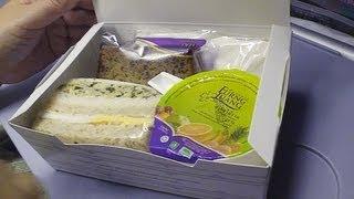 Gourmet Report:Flight Meals To Bangkok,Way Back グルメレポート バンコクに戻る機内食