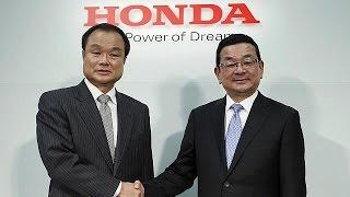 Honda tepe yöneticisiyle yollarını ayırdı