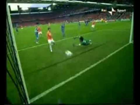 EURO 2008: LA DISFATTA DELL' ITALIA ~ Italy - Holland 0-3