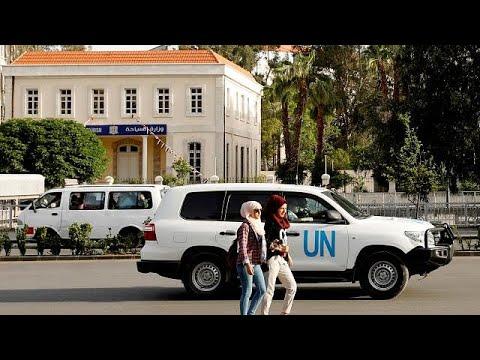 Συρία: Έφτασαν στην Ντούμα οι επιθεωρητές