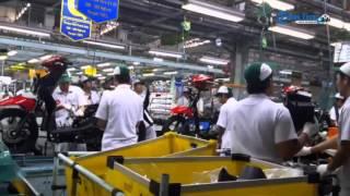 Video Lihat Proses Produksi Sepeda Motor Honda untuk Anda di Plant Cikarang MP3, 3GP, MP4, WEBM, AVI, FLV November 2018