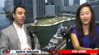 """Talks with a professional"" Special guest John Parsiani"