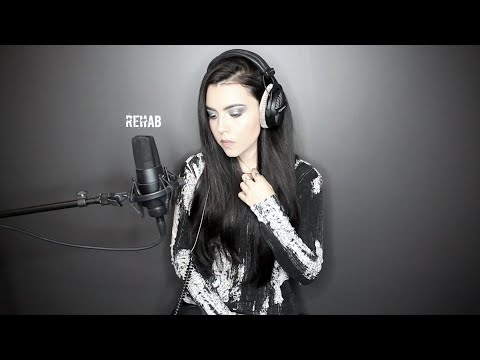 """Amy Winehouse  """"Rehab"""" Cover by Violet Orlandi"""