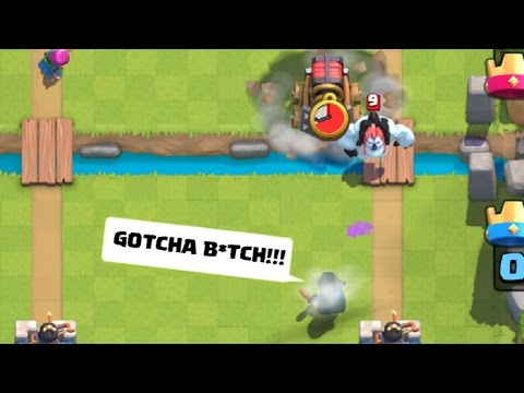 Clash Royale | Funny Moments & Glitches & Fails #3