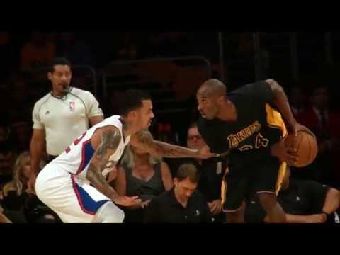 Video: Phantom: Kobe Bryant's Reverse Dunk