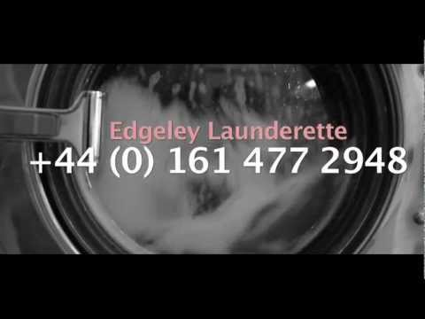 Edgeley Laundrette | The best Dry Cleaners in Stockport (видео)