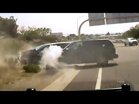 GTA w prawdziwym życiu. 12-latek ucieka SUV-em przed policją.