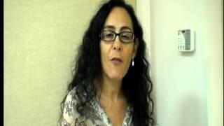 Silvia Guz compartilha sobre sua experiência com terapia EMDR. Mais informações www.emdrtreinamento.com.br