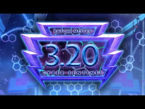 SMITE Patch Notes VOD — Cyber Sentinel (Patch 3.20)