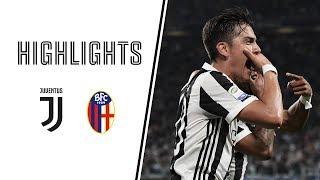 Video HIGHLIGHTS: Juventus vs Bologna - 3-1 - Serie A - 05.05.2018 MP3, 3GP, MP4, WEBM, AVI, FLV Februari 2019