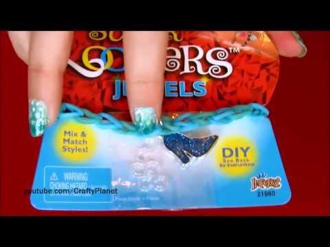 * Designer Shoe * Rainbow Loom Rubber Band Haul – Rubber Band Bracelets Rings Charms Designs Walmart