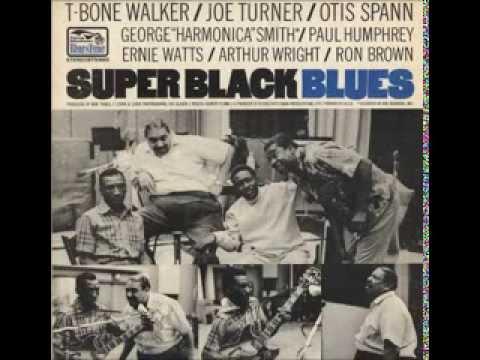 T-Bone Walker, Big Joe Turner, Otis Spann & George 'Harmonica' Smith - Paris Blues