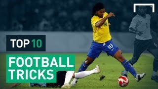 Top 10 Football Tricks