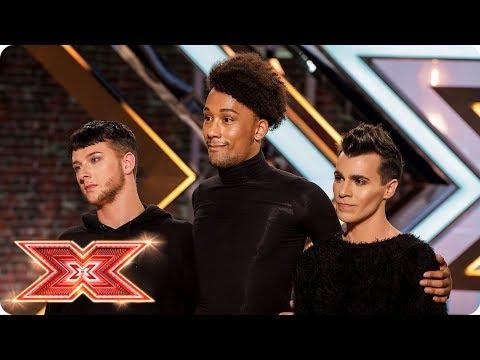 The Clique give a well-heeled performance! | Auditions Week 3 | The X Factor 2017_TV műsorok, celebek és extrém időjárás videók toplistája