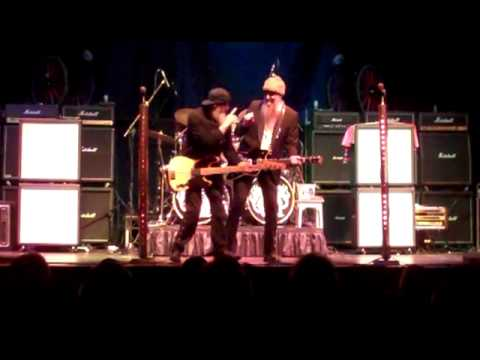 TheZZTops My Heads In Mississippi Live
