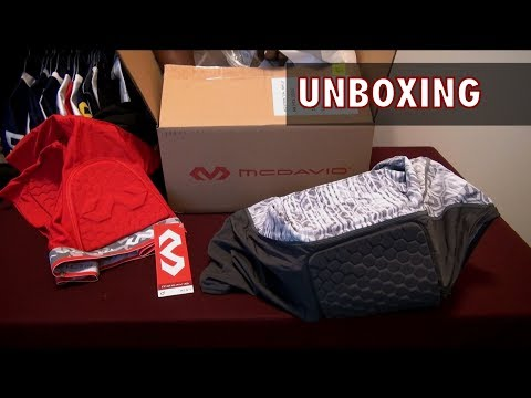 McDavid Hex Padded Apparel Unboxing - Ep. 141