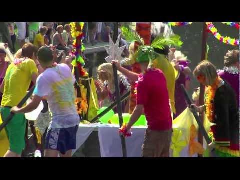 Badewannenrallye - KINO SPOT 2012 - HD
