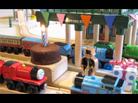 Thomas and the Birthday Surprise