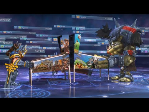 Pinball FX 3 Official Launch Trailer