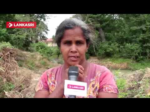 Waste-water-and-misery-of-the-people-of-Kilinochchi-Hospital