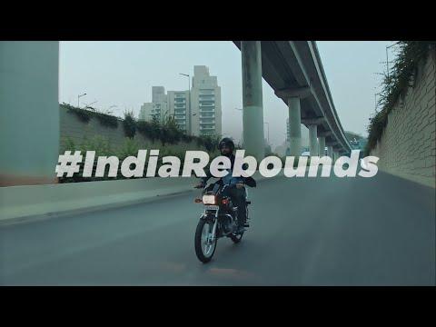 Hero MotoCorp-#IndiaRebounds