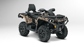 10. Can-am OUTLANDER MAX XT 650cc - CAMO