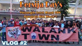 Video PECAH!!! Kompaknya Jak Mania Penuhi Warna Orange di GBK | Persija 3-0 Persela (VLOG #2) MP3, 3GP, MP4, WEBM, AVI, FLV Desember 2018
