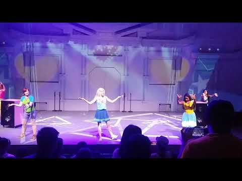 Lego Friends Live Show! A musical show! Legoland Malaysia!
