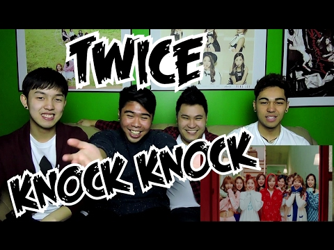 Video TWICE - KNOCK KNOCK MV REACTION (FUNNY FANBOYS) download in MP3, 3GP, MP4, WEBM, AVI, FLV February 2017