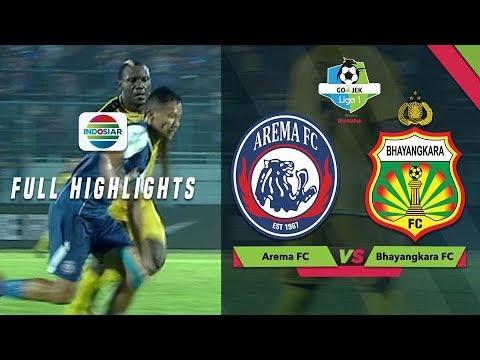 Download Video Arema FC (4) Vs (0) Bhayangkara FC - Full Highlights | Go-Jek Liga 1 Bersama BukaLapak