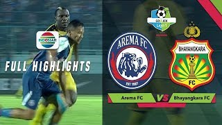 Video Arema FC (4) vs (0) Bhayangkara FC - Full Highlights | Go-Jek Liga 1 Bersama BukaLapak MP3, 3GP, MP4, WEBM, AVI, FLV Agustus 2018