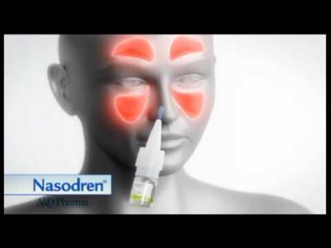 Nasodren Romanian Commercial