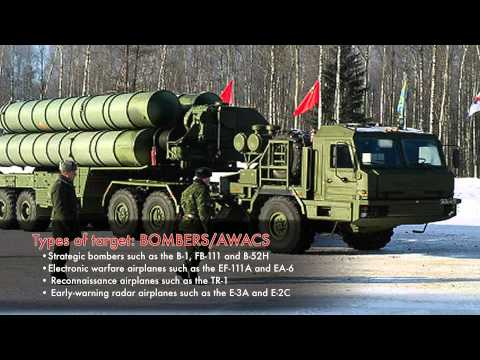 Introduction: S 400 anti-aircraft...