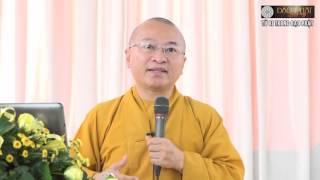 Từ bi trong đạo Phật - TT. Thích Nhật Từ  -  28/11/2015