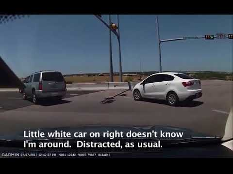 Distracted Drivers in Killeen Texas.