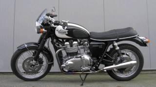 7. Triumph Bonneville T100