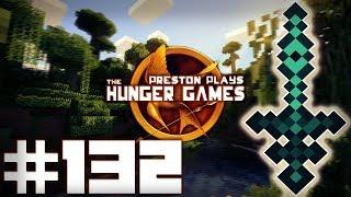 OVER-POWERED DIAMOND SWORD?! - Minecraft: Hunger Games w/Preston, Nooch&Vikkstar! #132