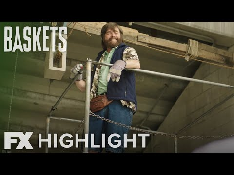 Baskets   Season 4 Ep. 5: Booby Trapping the Rodeo Highlight   FX