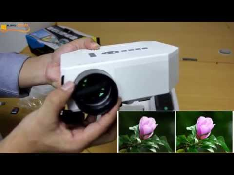 【ORIGINAL】OHHS UC30 Mini LED Projector HDMI - 2 Colors