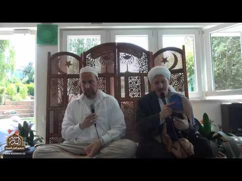 Zwei Mittel für das Bewahren der Motivation | Shaykh Yahya Rhodus  & Ustadh Mahmud Kellner