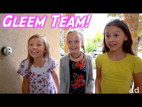 Payton and friends clone Gleemerz TOYS!