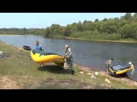 рыбалка по турке и ямбую видео