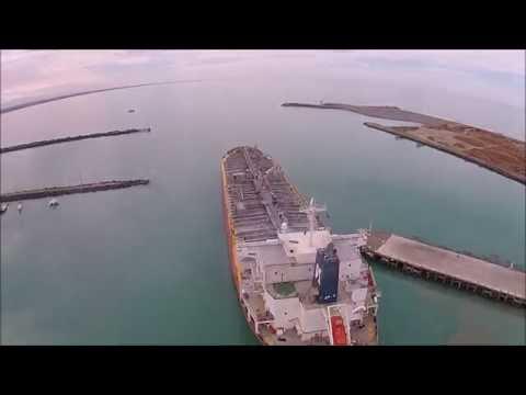 Timaru Drone Video
