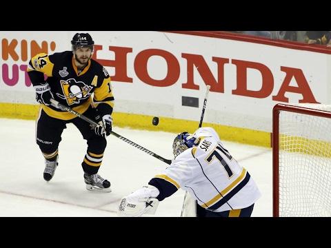 Video: Penguins annihilate Predators to take 3-2 series lead