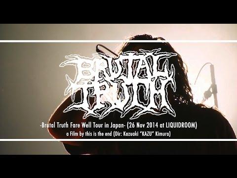 BRUTAL TRUTH Live in Japan
