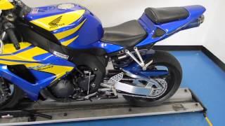 3. 2006 Honda CBR1000RR Blue - used motorcycle for sale - Eden Prairie, MN