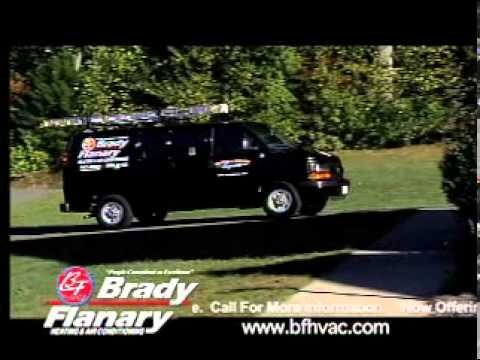 Brady Flanary Heating and Air Conditioning Winston-Salem NC