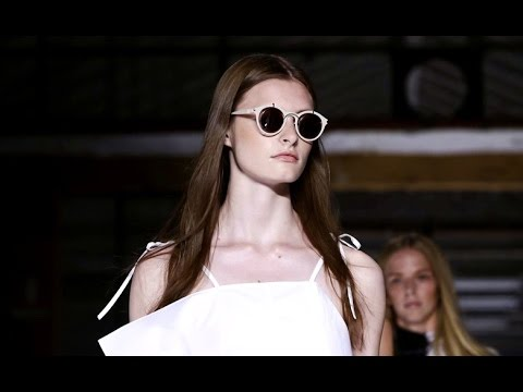 Damir Doma | Spring Summer 2016 Full Fashion Show | Exclusive видео