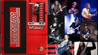 Review of the Digitech Whammy V Songs featured: - Muse: Fury - Korn: Souvenir - Metallica: Sd but True - White Stripes: Seven Nation Army - Metallica: Nothin...
